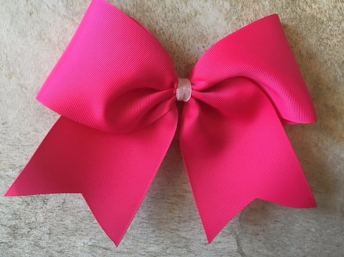 Pink Bow (Actual bow not pictured)