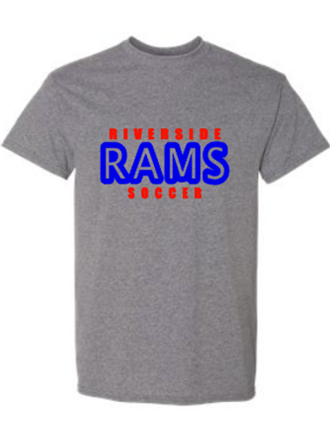 Rams Short Sleeve Tee