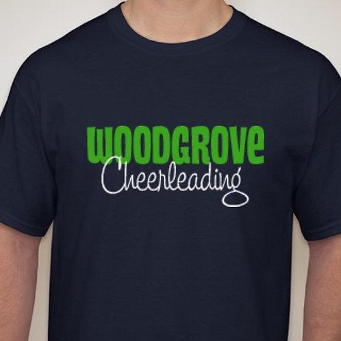 Woodgrove Cheerleading Tee
