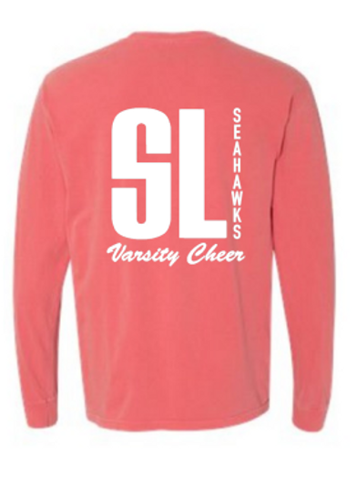 Coral Long Sleeve Shirt