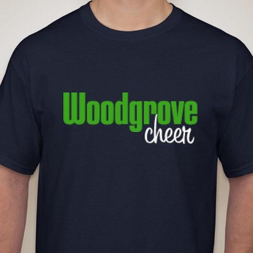 Woodgrove Cheer Tee