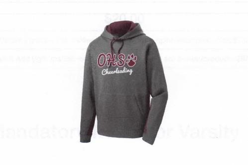 OHS Sport-Wick Sweatshirt