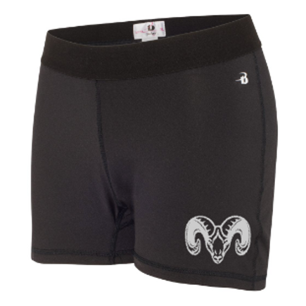 Competition Warm Up Shorts