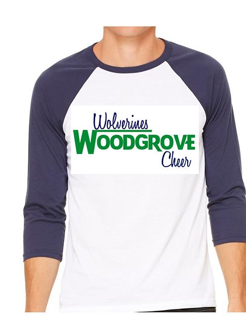 Woodgrove Baseball Tee