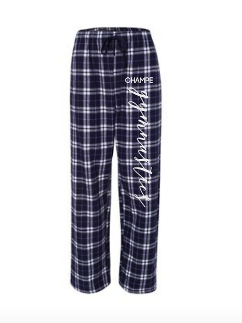JCHS Flannel Pajama Pants