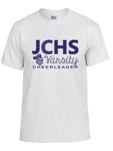Varsity White T-shirt