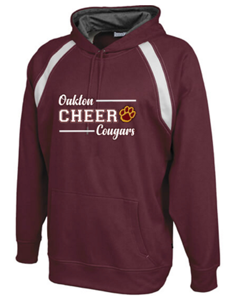 Oakton Cheer Hoody
