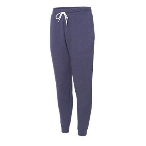 Heather Navy Jogger