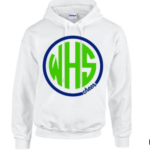 WHS Monogram Sweatshirt