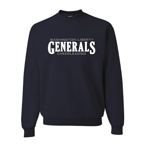 Generals Crewneck
