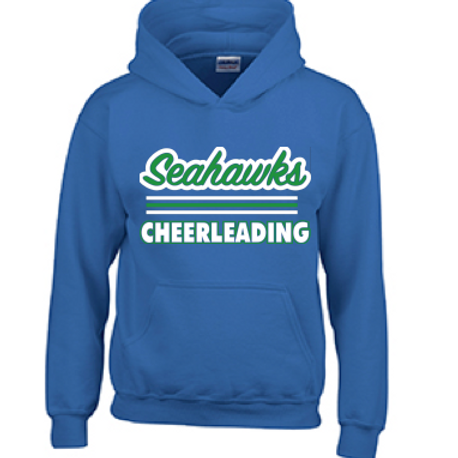 Royal Seahawks Sweatshirt