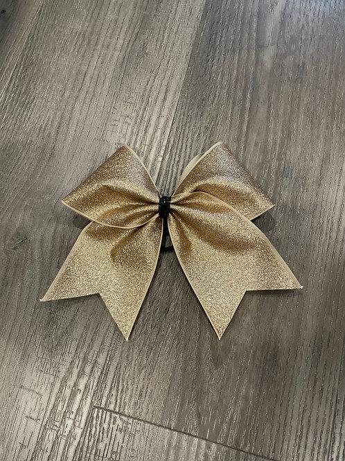 Gold Sideline Bow