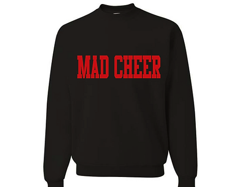 Mad Cheer Crewneck