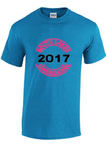 JV Practice Shirt - Sapphire