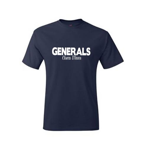 Generals Parent t-shirt