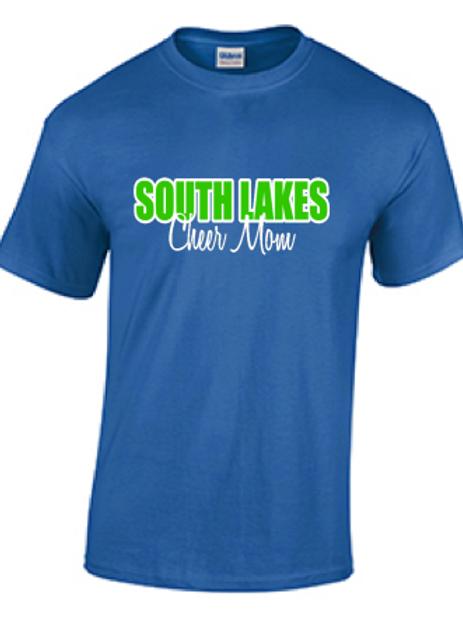 Cheer Parent t-shirt