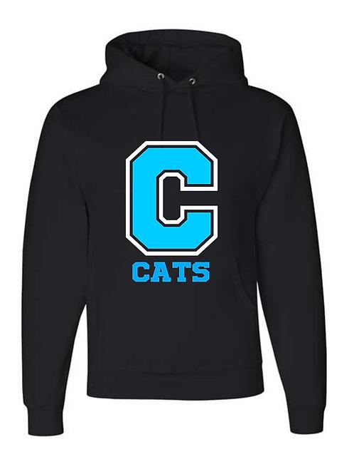 Cats Hooded Sweatshirt