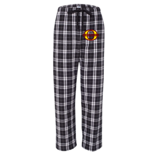Flannel pant with pockets