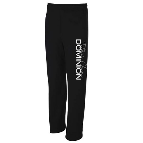 Black Sweatpants with pockets