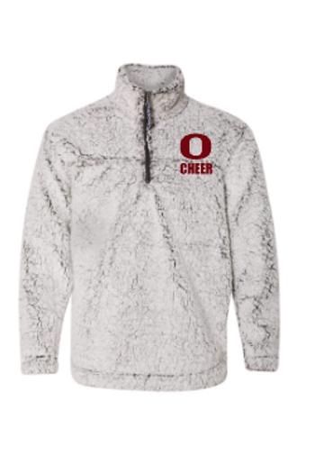 Sherpa Quarter-Zip Pullover