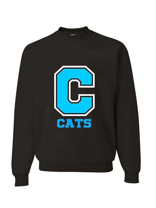 Cats Crewneck