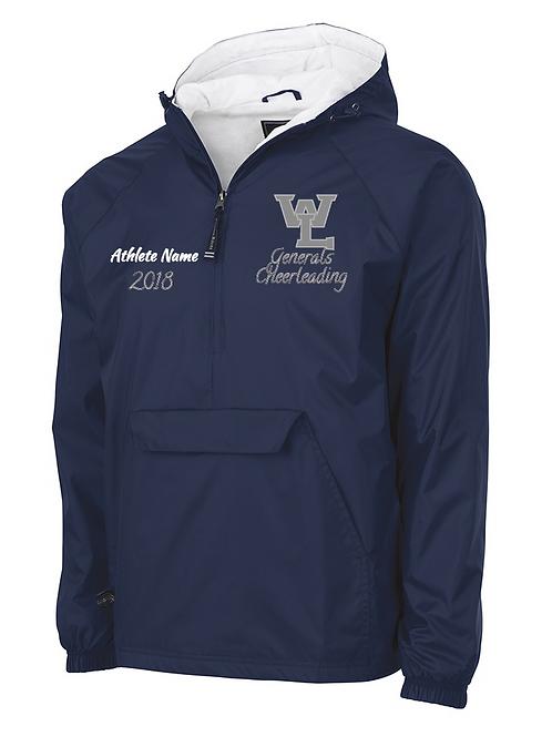 Washington-Liberty Pullover Jacket