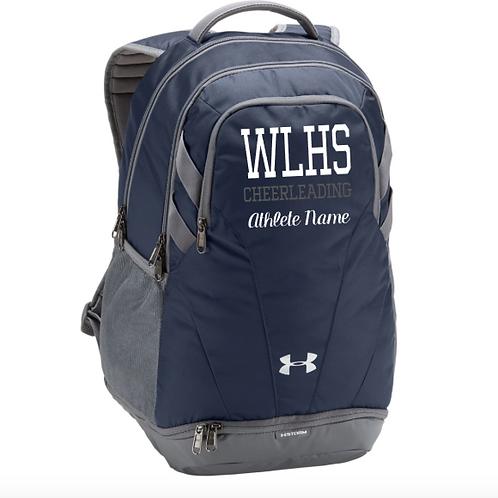 WLHS Navy Backpack