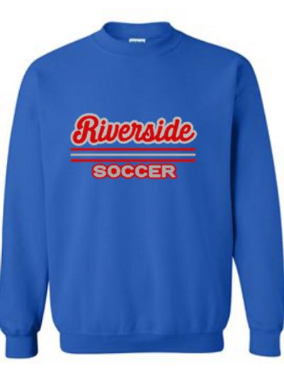 Riverside Soccer Crew Neck