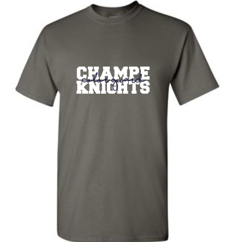Champe Knights Short Sleeve Shirt
