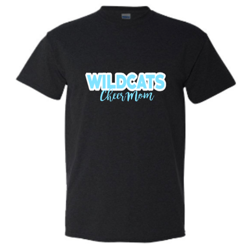 Wildcats Parent t-shirt