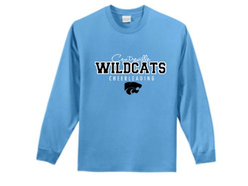Long Sleeve Wildcat Shirt