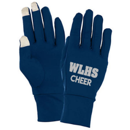 WLHS Cheer Gloves