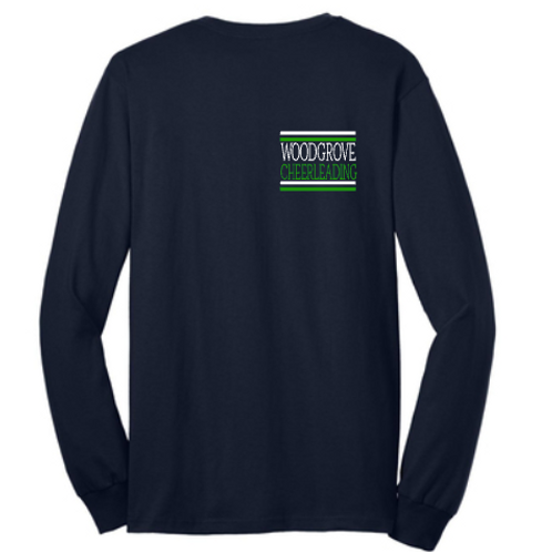 Woodgrove Parent Long Sleeve Tee