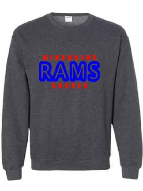 Rams Soccer Crew Neck