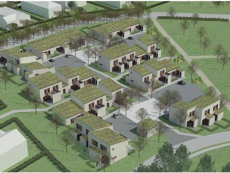 35 almennyttige boliger i Kirke Hyllinge