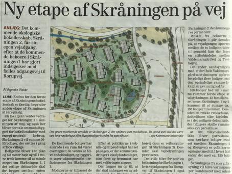 + 55 nye boliger på Skråningen