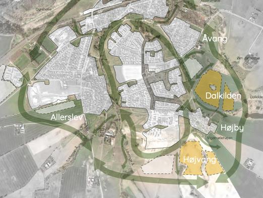 Breaking News: Planer om +2-500 nye boliger alene til Lejre By området!