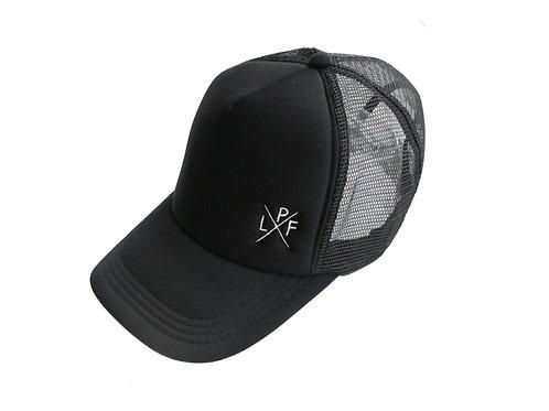 Trucker Cap LPFx Black