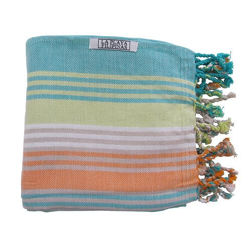 Peshtemal Towel - Rainbow Mint