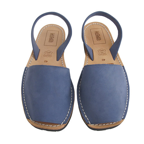 Menorquinas • Blue Suede (Men's)