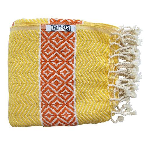 Peshtemal Towel - Sunbeam Yellow
