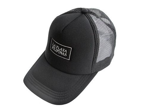 Trucker Cap La Playa Filipinas Black
