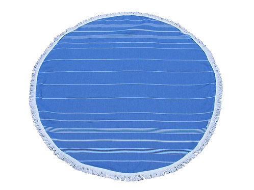 Roundie - Sultan (Blue-White Stripes)