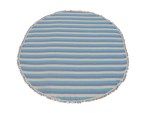 Roundie - Diamond (Blue-Acqua)