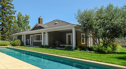 Pool + Covered Porch