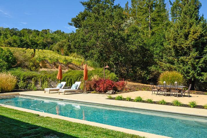 Pool + Outdoor Patio