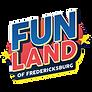 Fun Land of Fredricksburg logo