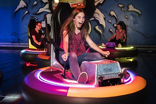 Buzzy's Spin Out Bumper Cars at Fun Land of Fredericksburg