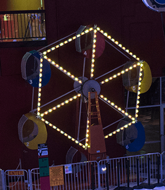Mini Wheel at Fun Land of Fredericksburg