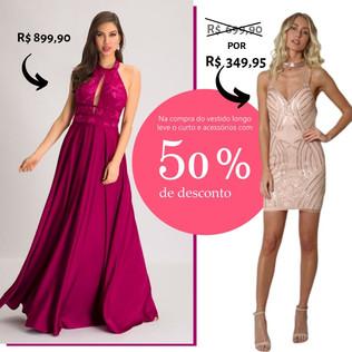 Look Completo de R$ 1.599,80 por 10x de R$ 124,99